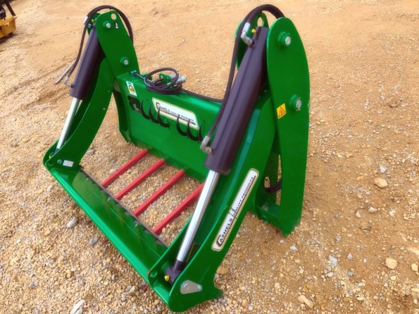 Bale Cutter and Film Cutter